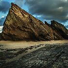 Elephant Rock, Gold Coast by Karen Duffy