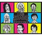 The Zombie Bunch by DesignsbyKen