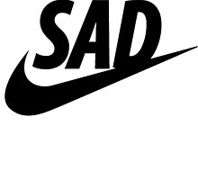 Sad Nike  by romulis