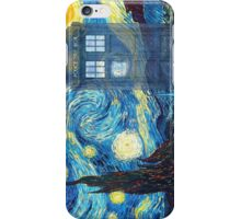 The Doctor and Vincent iPhone Case/Skin