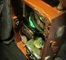 Steampunk Backpack 3.0 by PiscesAngel17