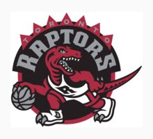 Toronto Raptors Logo by HowardJMcEwen