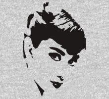 Audrey Hepburn Gives A Look Kids Clothes