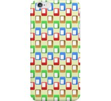 Colors Rectangle #2 iPhone Case/Skin