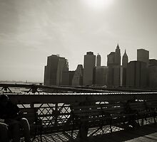 Romantic Manhattan by petitcailloux