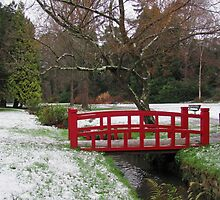 Snow White, Bridge Red by RedHillDigital
