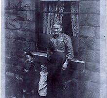 My Great Grandmother and Two of My Cousins by Dennis Melling