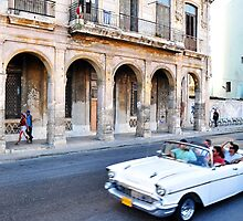 The Cuban Way by Leanne Churchill