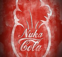 Good ol' Nuka Cola by Chris Savely