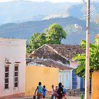 School's out in Cuba by Leanne Churchill