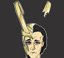 Loki - face by Arry