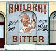 Ballarat Bitter, Ballarat, Victoria, Australia by Martin Lomé