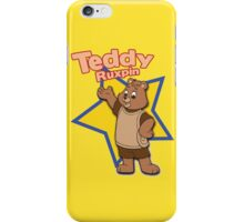 teddy ruxpin shirt iPhone Case/Skin