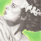 The Bride of Frankenstein by Jade Jones