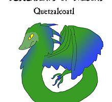 Descendants of Dragons Quetzalcoatl by Mars714