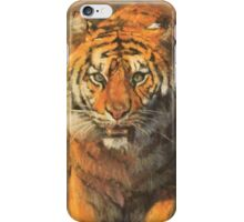 Tiger (Beach Vacation) iPhone Case/Skin