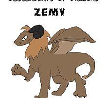 Descendants of Dragons Zmey by Mars714