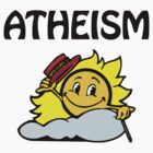 Atheism (happy sun) by jezkemp