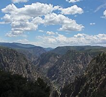 Black Canyon of the Gunnison 2 by marybedy