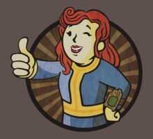 Vault Girl by atomicgirl