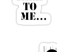 Please Talk To Me   I'm A Gamer Series 1 Sticker