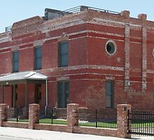 Restored 1880's Homes III by Gary Benson
