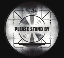 Fallout Standby Screen by Connor Petch