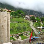 Clouds over Kruja by Maria1606