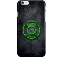 Green Lantern iPhone Case/Skin