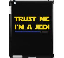 Trust Me, I'm a Jedi iPad Case/Skin