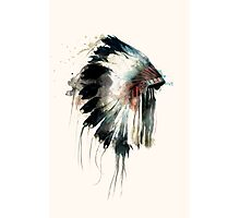 Headdress Photographic Print