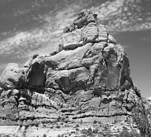 Arches National Park 8 BW by marybedy