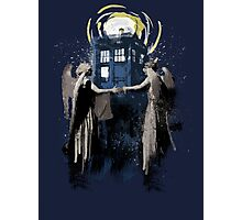 Wibbly Wobbly Blinky Winky Photographic Print