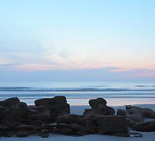 Coquina Sunrise by Carol Bailey White