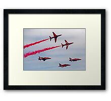 Every Which Way Framed Print
