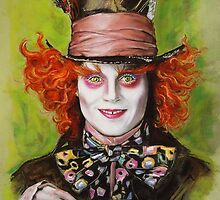Mad Hatter by MelannieD