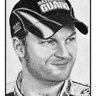 Dale Earnhardt Jr in 2009 by JMcCombie