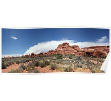 Arches Panorama 1 Poster