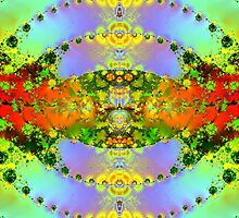 FRACTAL # 2 ~ ABSTRACT ~ COLORFUL  by JupiterQueen