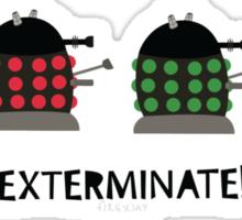 Chubby Daleks Sticker