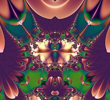 FRACTAL # 3 ~ ABSTRACT ~ COLORFUL by JupiterQueen