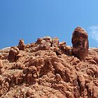 Rock Formations Arches National Park by marybedy