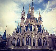 Cinderellas castle by Katie Fulghum