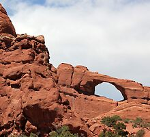 Window Arch 2 Arches National Park by marybedy
