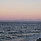 Autumn Beach by Stephanie Rachel Seely