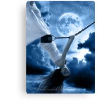 Moonlight Symphony Canvas Print
