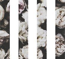 paramore bars floral logo by eldercunningham