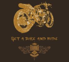 Ha Ha Ha Get A Bike and Ride by Doiron9