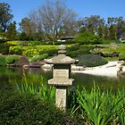 Tranquil - Japanese Gardens, Cowra by Marilyn Harris