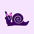 funky snail by vivendulies